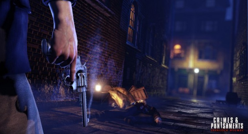 Screenshot 9 - Sherlock Holmes: Crimes and Punishments
