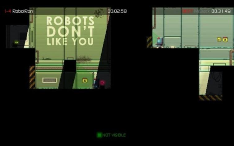 Screenshot 1 - Stealth Bastard Deluxe