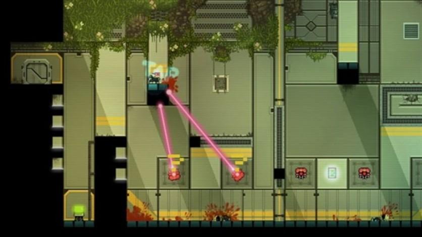 Screenshot 2 - Stealth Bastard Deluxe