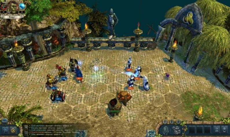 Screenshot 2 - King's Bounty: Dark Side