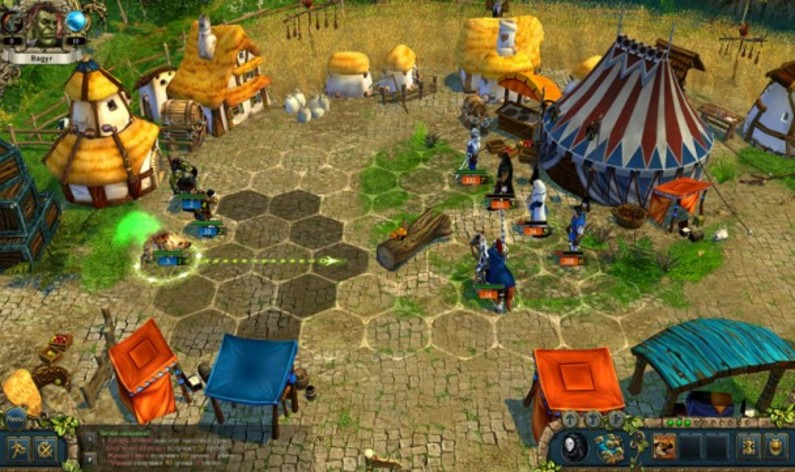 Screenshot 4 - King's Bounty: Dark Side