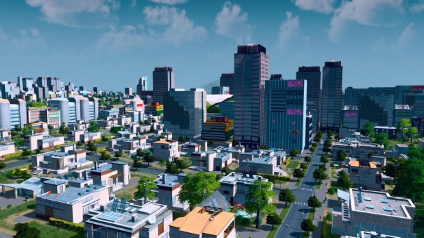 Screenshot 3 - Cities: Skylines - Deluxe Edition