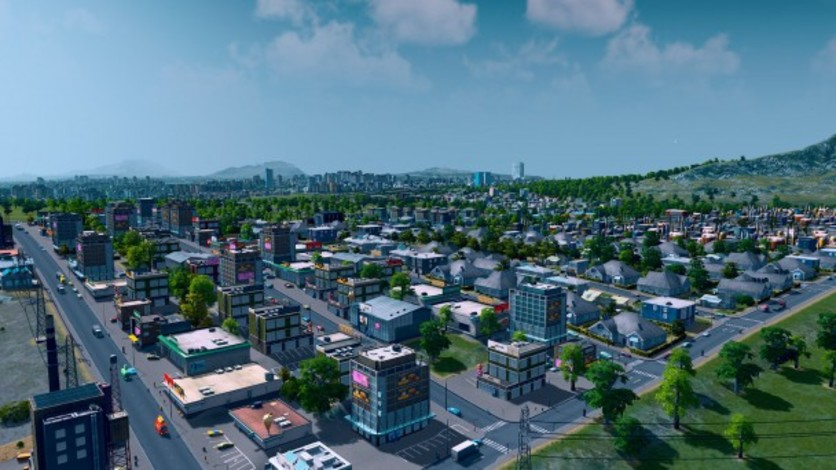 Screenshot 4 - Cities: Skylines - Deluxe Edition