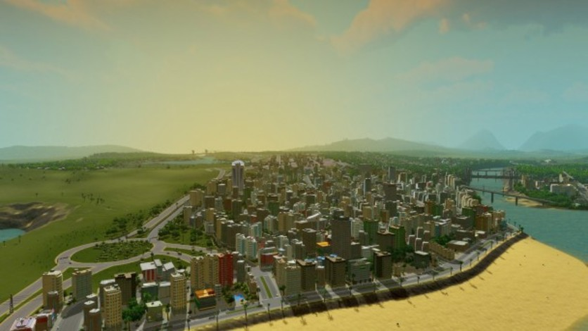 Screenshot 9 - Cities: Skylines - Deluxe Edition