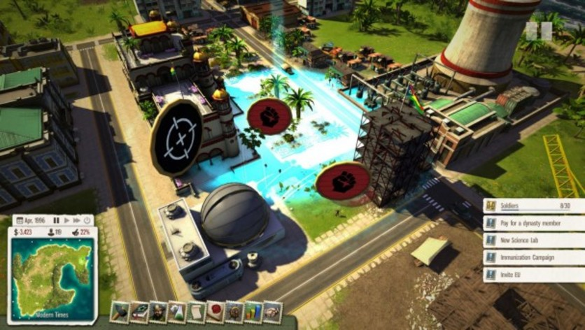 Screenshot 2 - Tropico 5: Supervillain