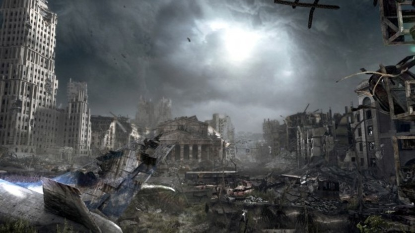 Screenshot 2 - Metro: Last Light Redux