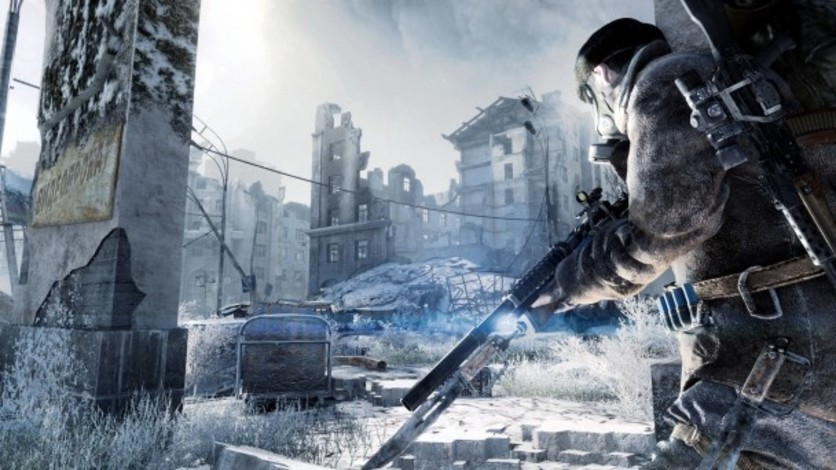 Screenshot 5 - Metro: Last Light Redux