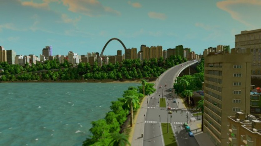 Screenshot 3 - Cities: Skylines