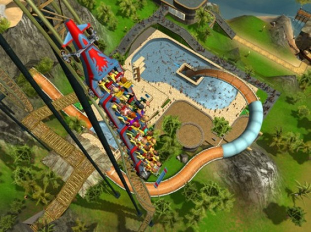 Screenshot 5 - RollerCoaster Tycoon 3: Platinum