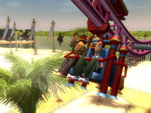 Screenshot 6 - RollerCoaster Tycoon 3: Platinum