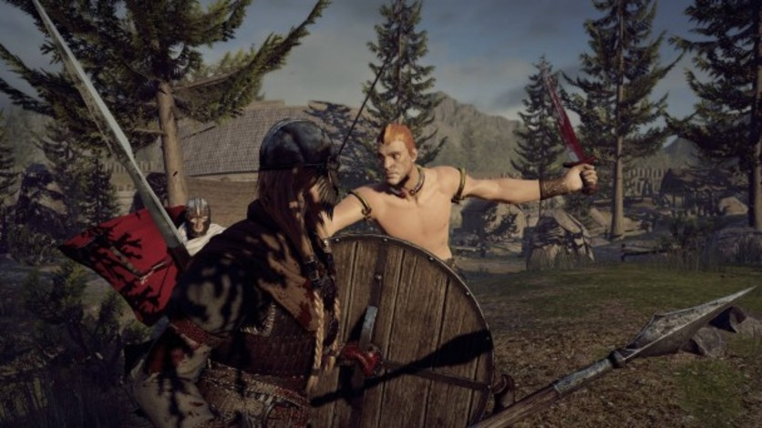 Screenshot 14 - War of the Vikings – Berseker