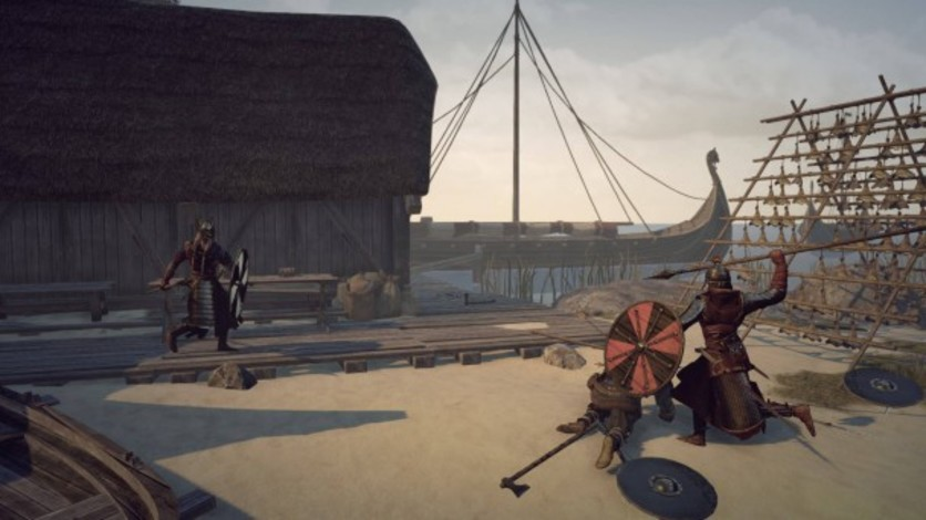 Screenshot 2 - War of the Vikings – Shield Maiden