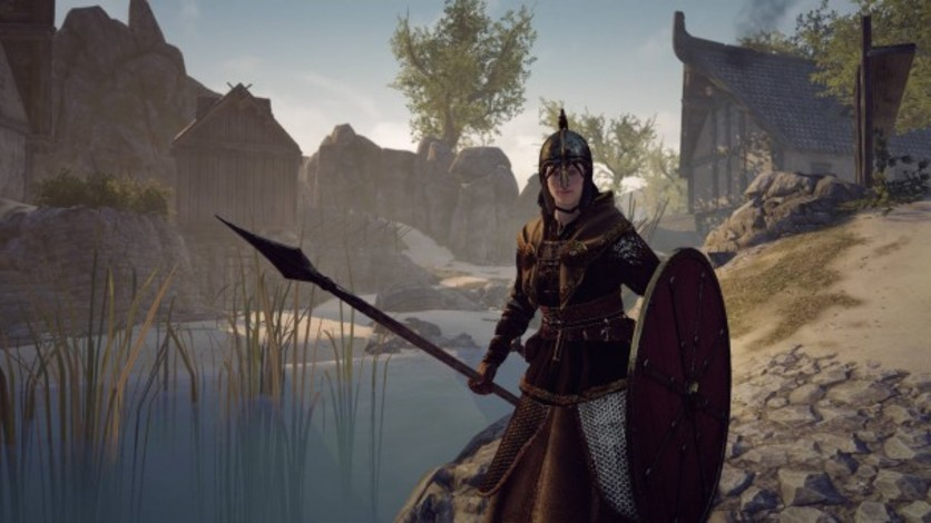 Screenshot 5 - War of the Vikings – Shield Maiden