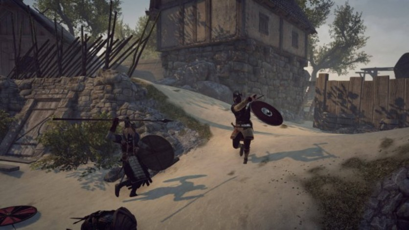 Screenshot 1 - War of the Vikings – Shield Maiden