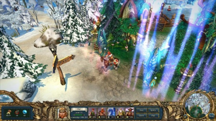 Screenshot 10 - King's Bounty: Warriors of the North - Ice and Fire