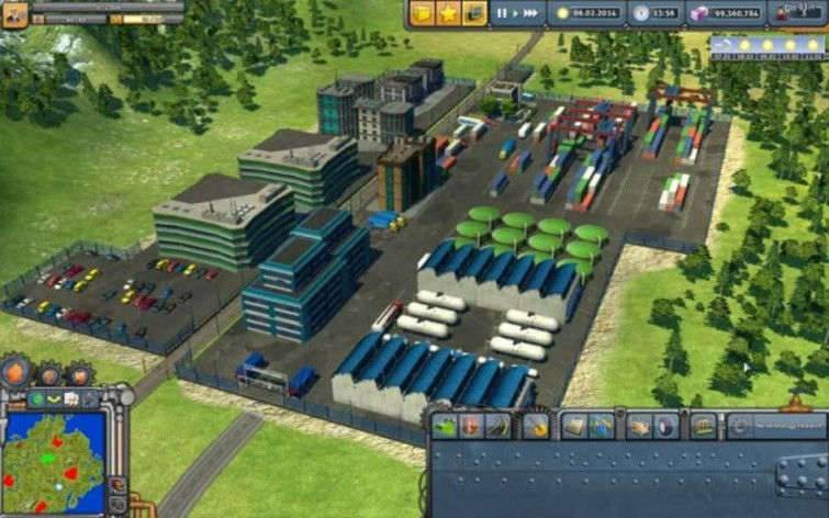 Screenshot 4 - Industry Empire