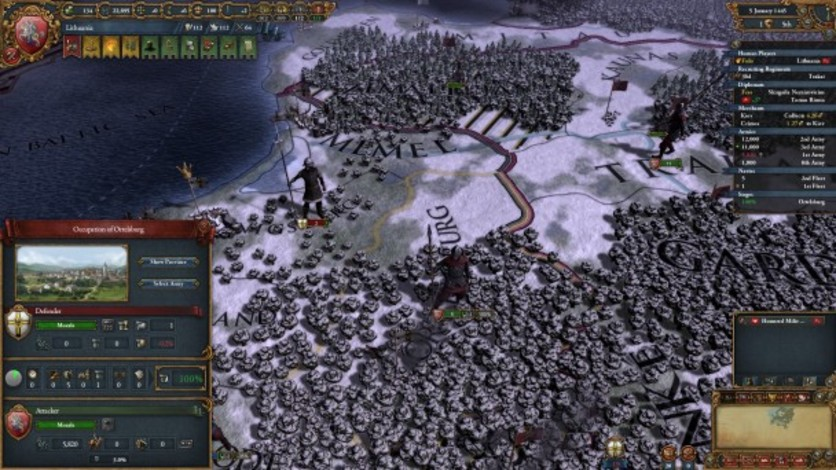 Screenshot 5 - Europa Universalis IV: Sounds from the Community - Kairis Soundtrack