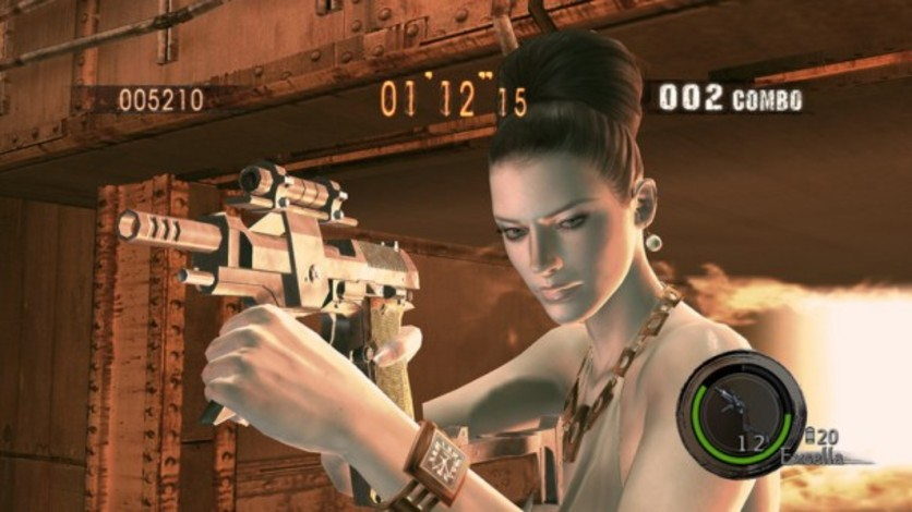 Screenshot 8 - Resident Evil 5 - Gold Edition