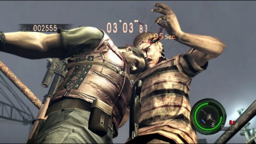 Screenshot 4 - Resident Evil 5 - Gold Edition