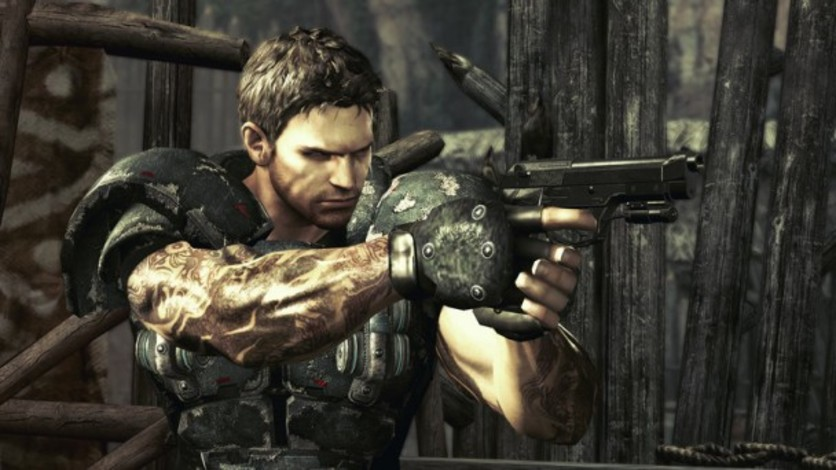 Screenshot 6 - Resident Evil 5 - Gold Edition