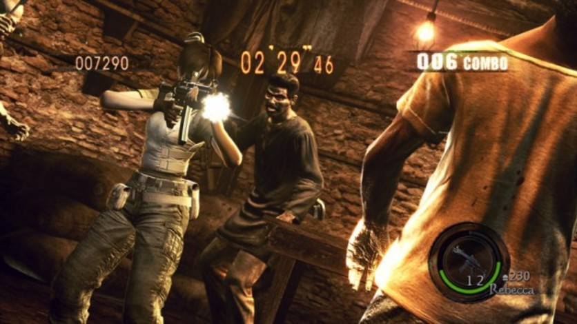 Screenshot 7 - Resident Evil 5 - Gold Edition