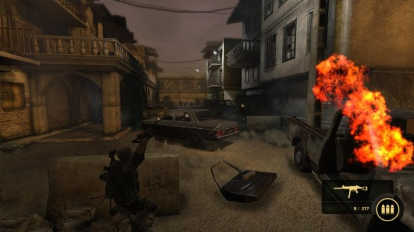 Screenshot 3 - Global Ops - Commando Libya