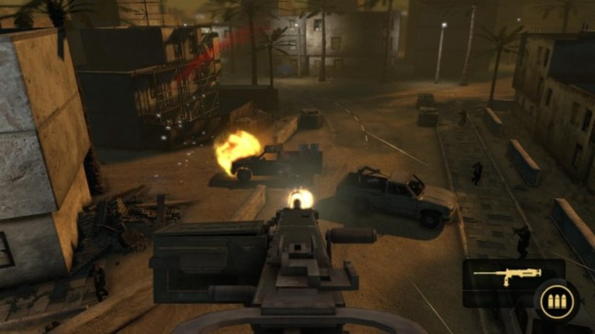 Screenshot 4 - Global Ops - Commando Libya
