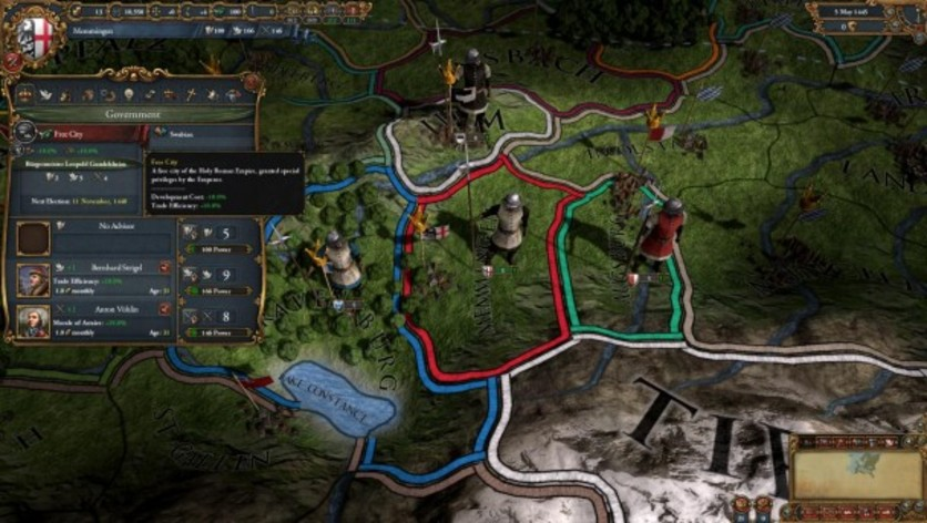 Screenshot 9 - Europa Universalis IV: Common Sense Collection