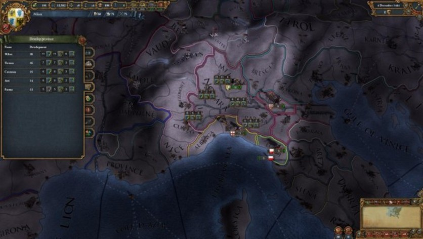Screenshot 6 - Europa Universalis IV: Common Sense Collection