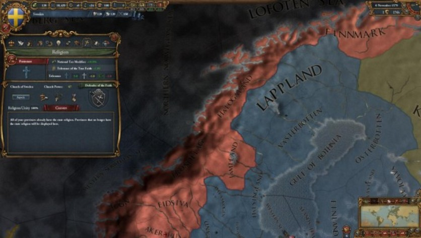 Screenshot 7 - Europa Universalis IV: Common Sense Collection