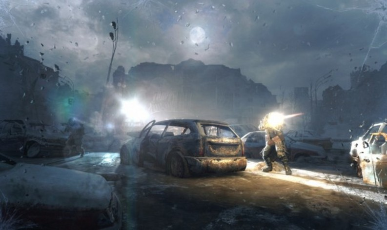 Screenshot 4 - Metro 2033 Redux