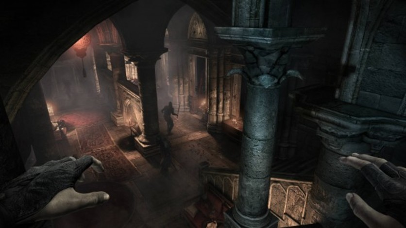 Screenshot 5 - THIEF: The Forsaken - Challenge Map