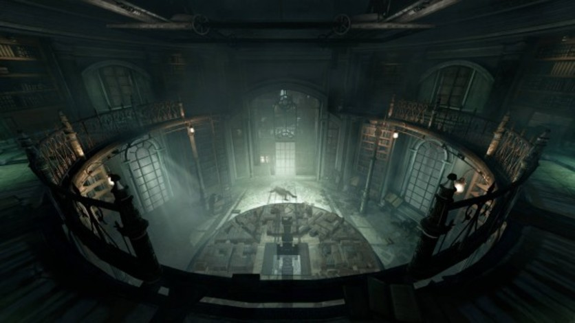 Screenshot 3 - THIEF: The Forsaken - Challenge Map