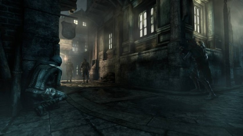 Screenshot 9 - THIEF: The Forsaken - Challenge Map