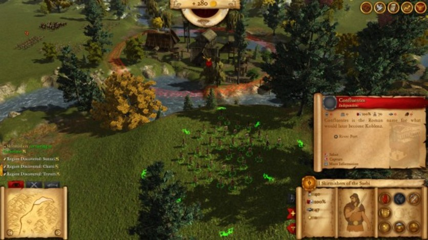 Screenshot 3 - Hegemony Rome: The Rise of Caesar