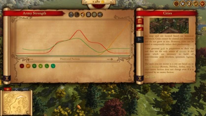 Screenshot 2 - Hegemony Rome: The Rise of Caesar