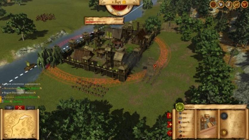Screenshot 8 - Hegemony Rome: The Rise of Caesar