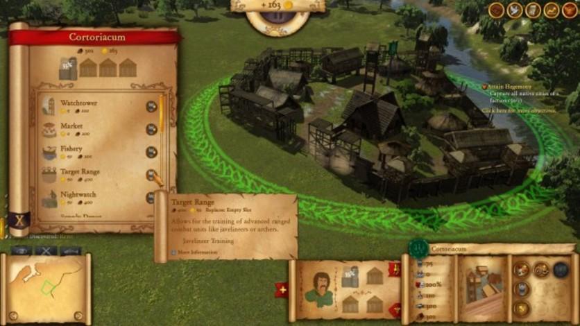 Screenshot 4 - Hegemony Rome: The Rise of Caesar
