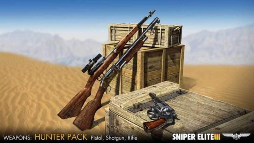 Screenshot 1 - Sniper Elite III - Season Pass