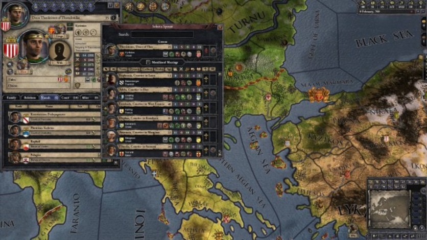 Screenshot 7 - Crusader Kings II: Early Eastern Clothing Pack