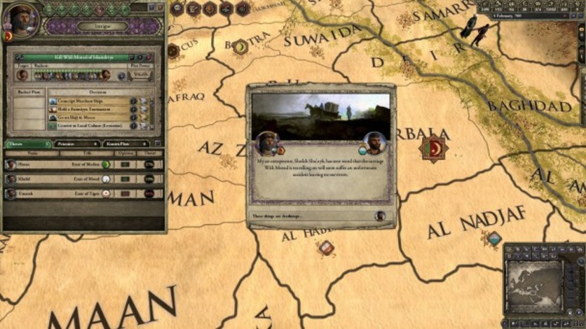 Screenshot 9 - Crusader Kings II: Early Eastern Clothing Pack