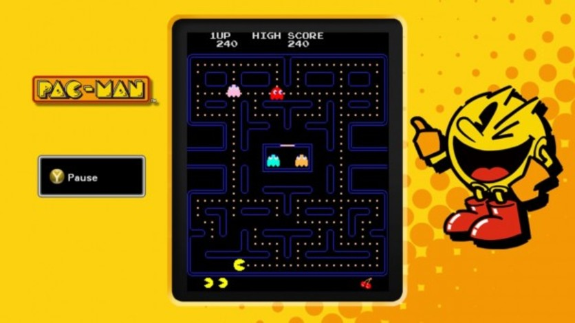Screenshot 12 - PAC-MAN MUSEUM
