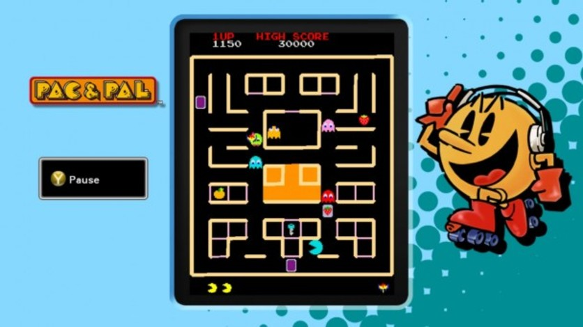 Screenshot 10 - PAC-MAN MUSEUM