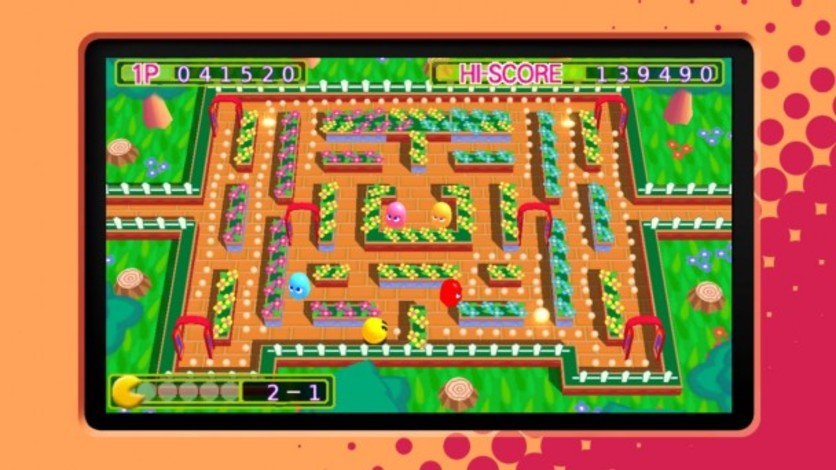 Screenshot 5 - PAC-MAN MUSEUM