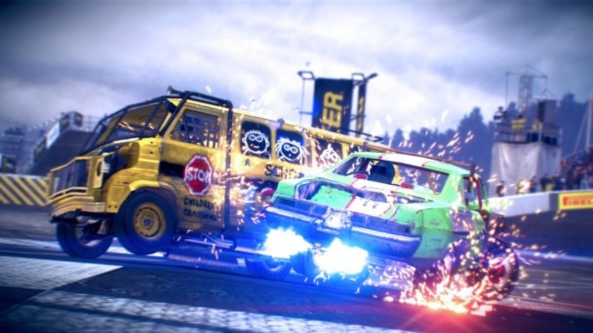 Screenshot 3 - DiRT Showdown