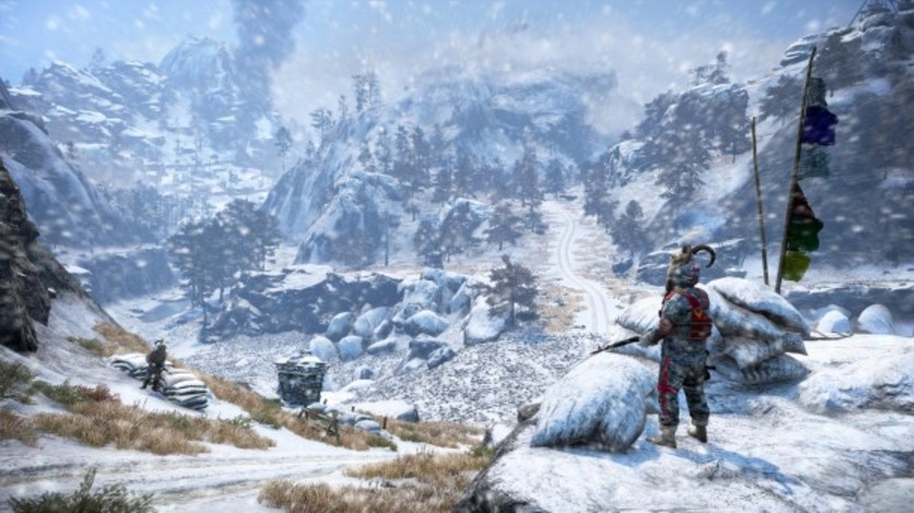 Screenshot 3 - Far Cry 4: Valley of the Yetis