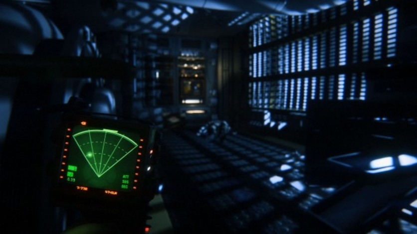 Screenshot 4 - Alien: Isolation - Safe Haven