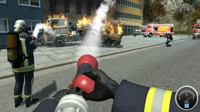 Screenshot 7 - Firefighters 2014: The Simulation Game