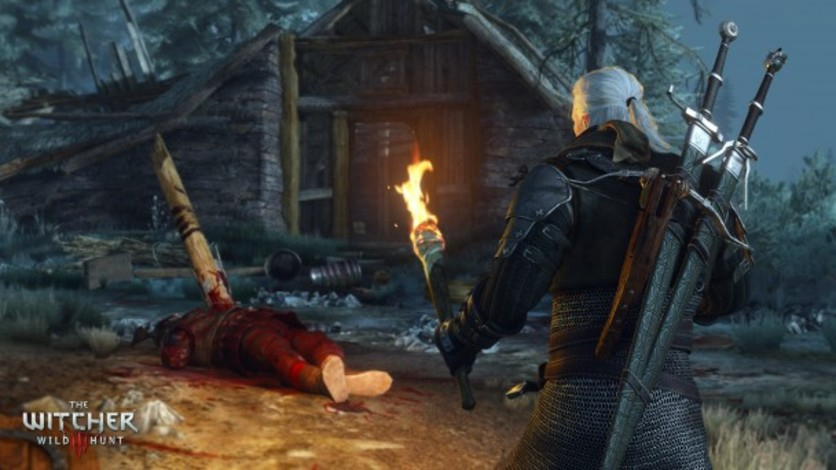 Screenshot 1 - The Witcher 3: Wild Hunt - Expansion Pass