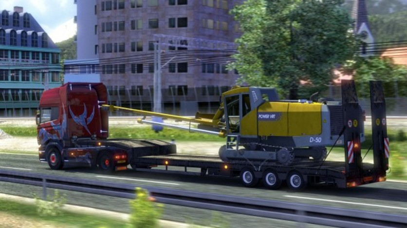 Screenshot 9 - Euro Truck Simulator 2 - High Power Cargo Pack